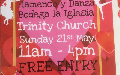 Trinity Street Festival 21st May